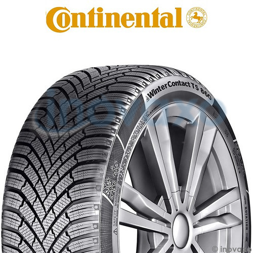 CONTINENTAL - 205/55 R16 91H - CO  TS860  - TOURISME